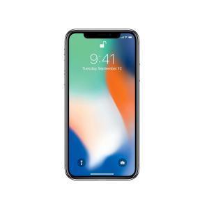 iPhone X - Argent
