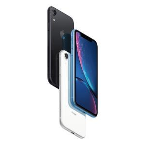 iPhone XR - Noir-Blanc-Bleu
